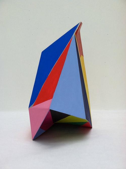 Paper Sculpture by Lisa Hamilton