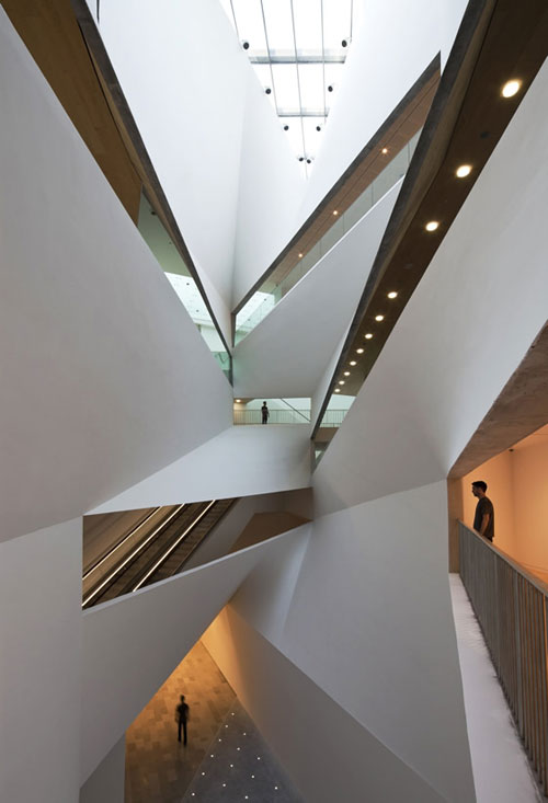 preston scott cohen tel aviv museum of art