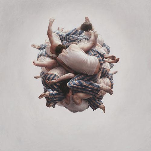 Artist painter Jeremy Geddes