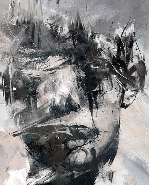 Russ Mills artwork