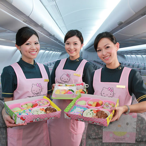 hellokittyairlines 03 Fly Home for the Holidays on Hello Kitty Airlines