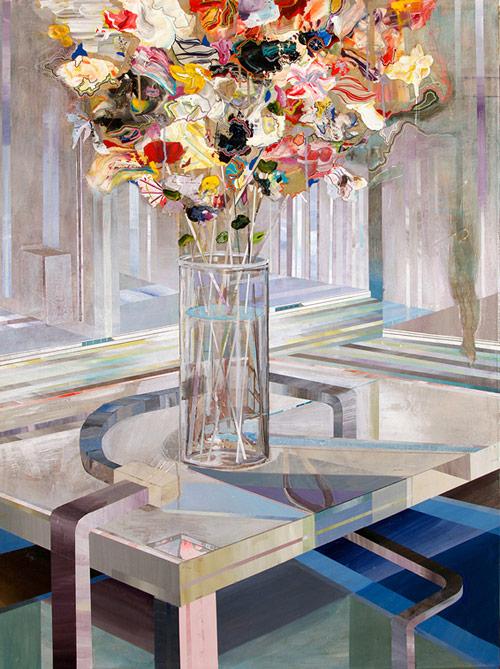 Artist painter Ricky Allman