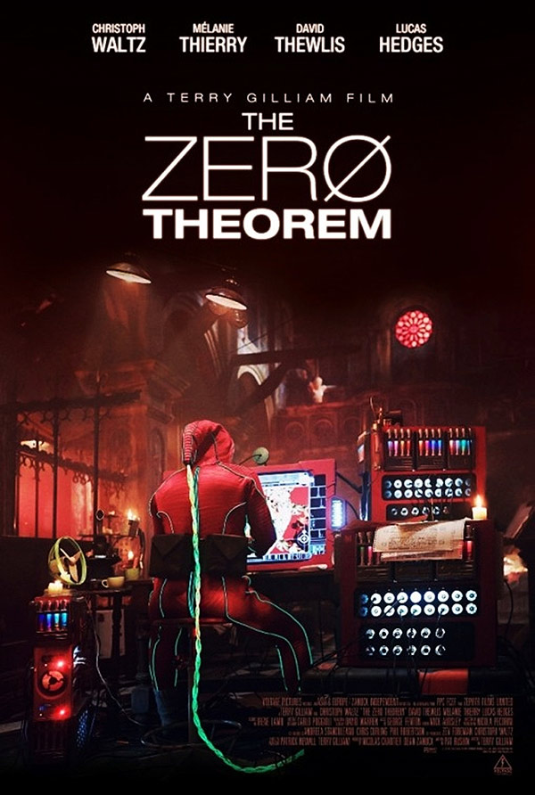 "Official Film Trailer: ""The Zero Theorem"" Directed by ..."
