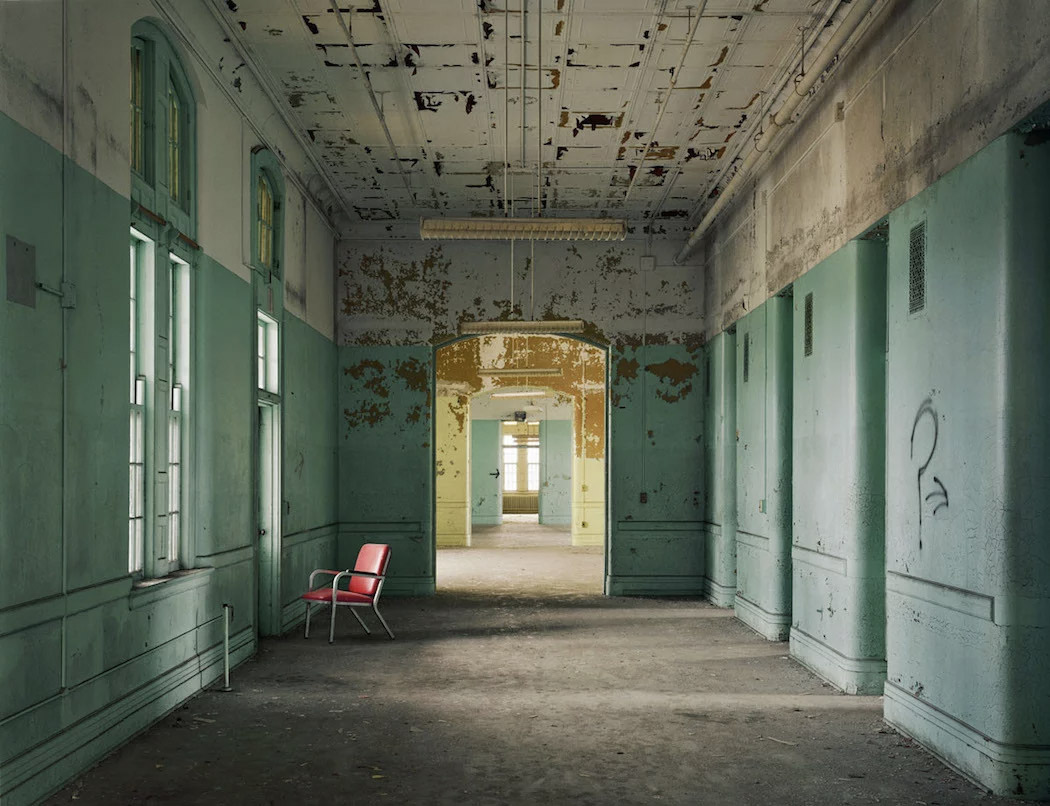 Asylum By Photographer Christopher Payne Documents Abandoned Mental Hospitals Booooooom Create Inspire Community Art Design Music Film Photo Projects