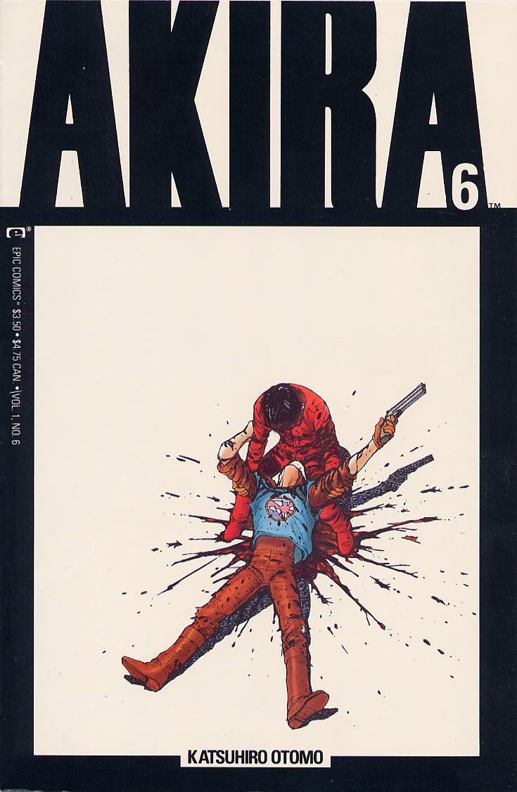 Akira Covers For Epic Comics Booooooom Create Inspire Community Art Design Music Film Photo Projects