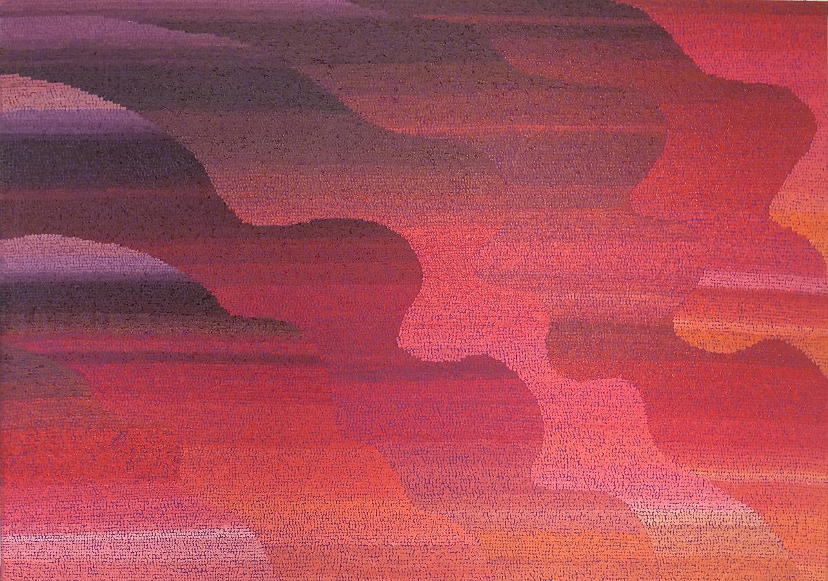 Sunset Traveller 2 - Jean Nagai