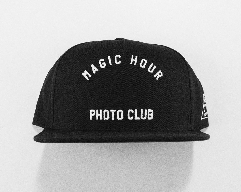 Magic Hour Photo Club hat