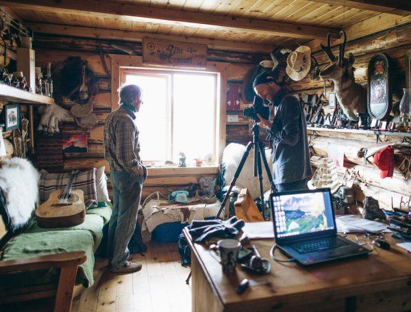 Camera Stories: Grant Harder