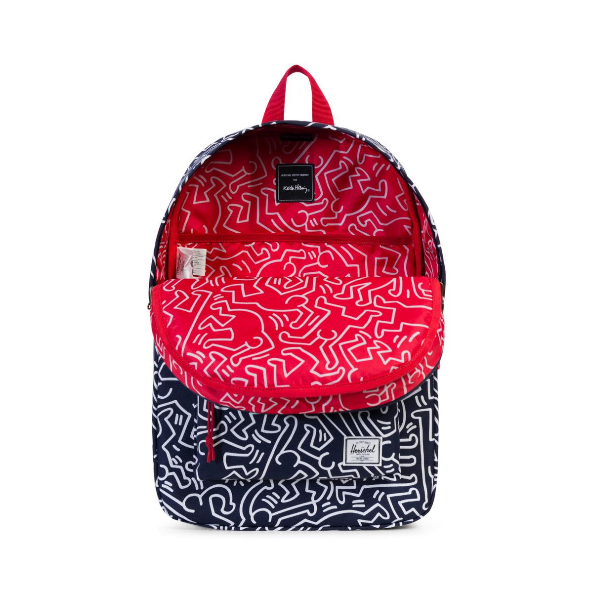 Herschel Supply Keith Haring Collection