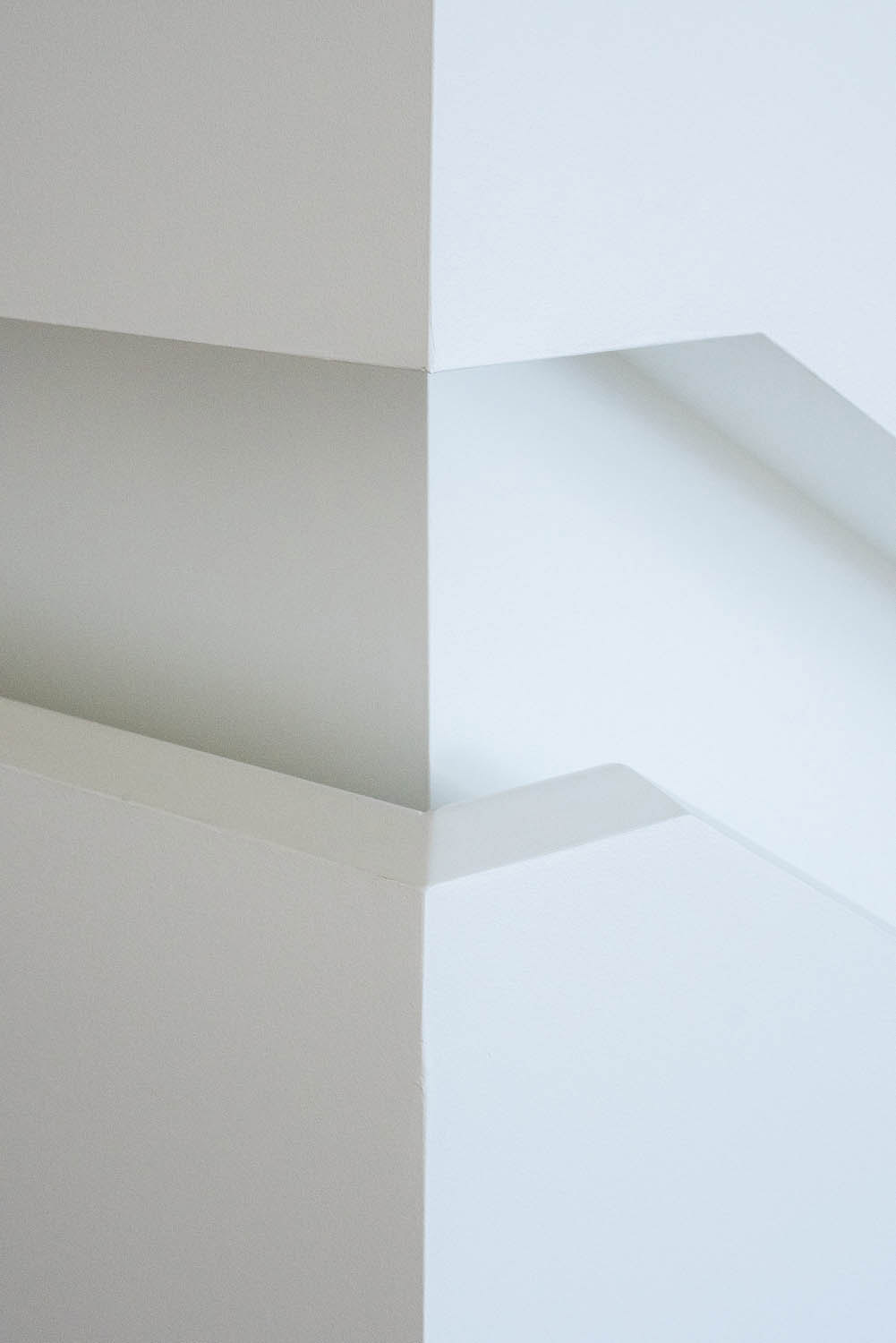 The Polygon Gallery, interior detail - photo by Jeff Hamada