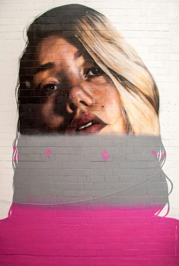 Artist Drew Merritt