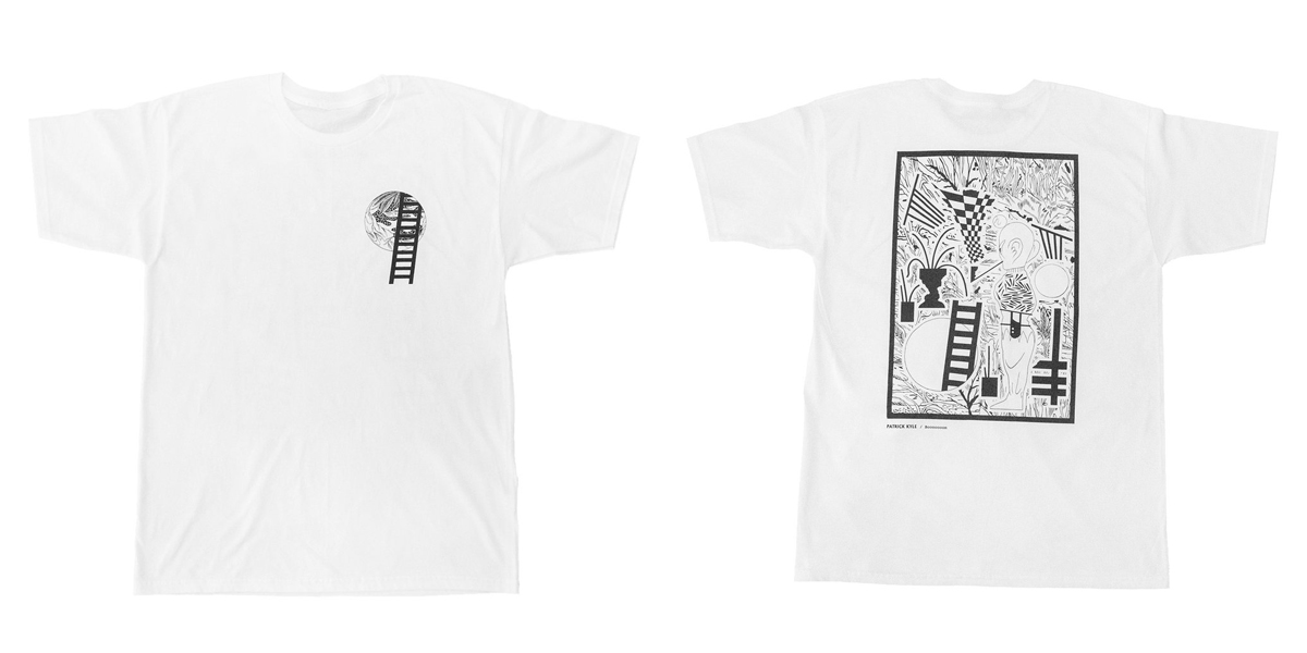 Tees designed by Patrick Kyle