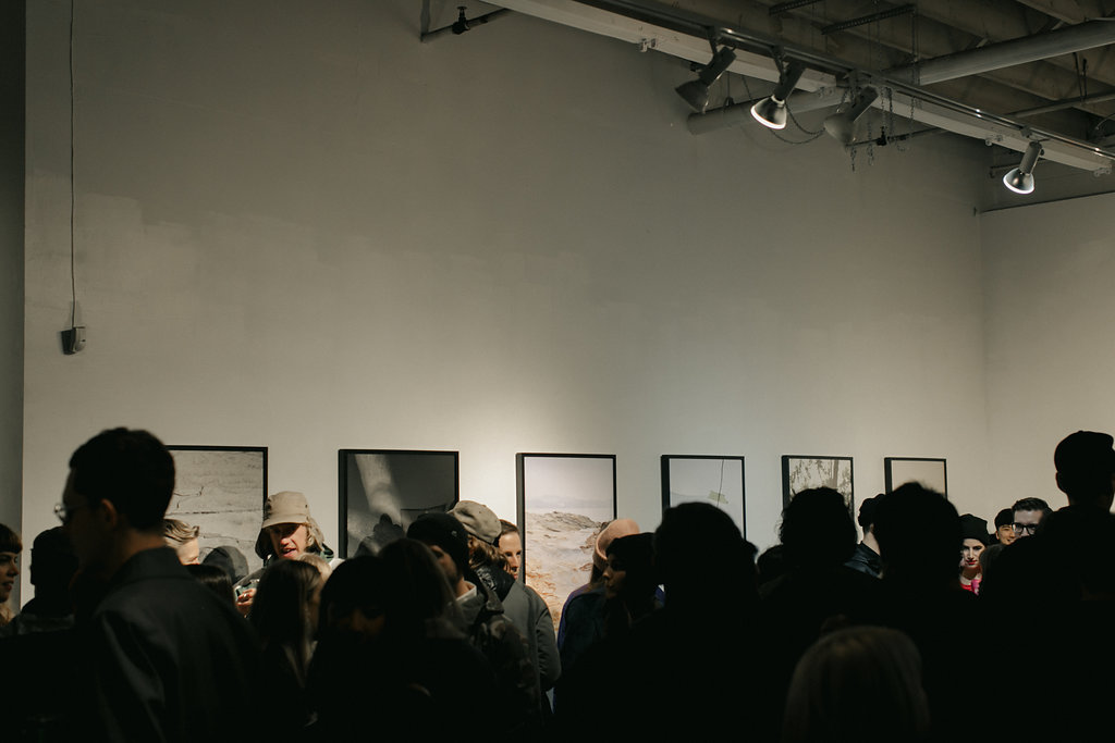 Small Victories event - photo by Britney Gill