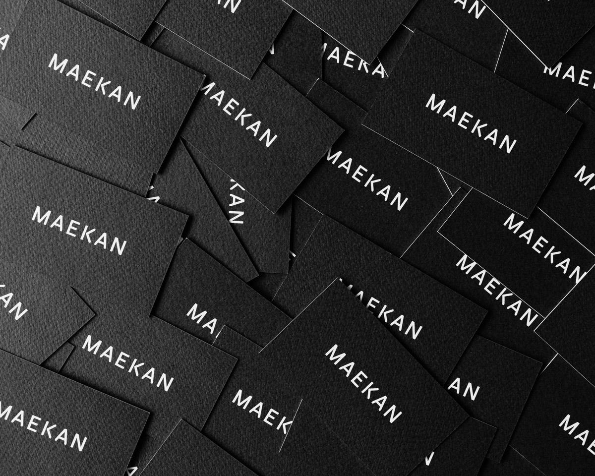 MAEKAN cards