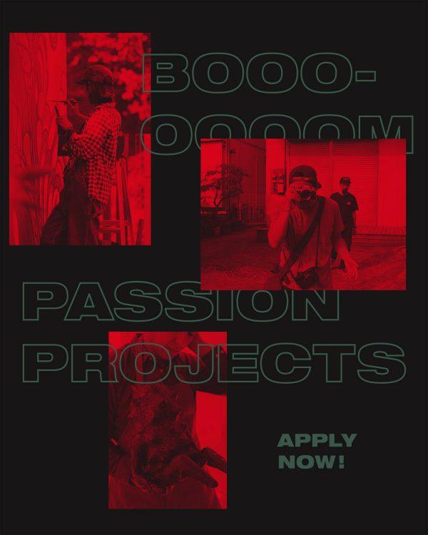 Booooooom Passion Projects