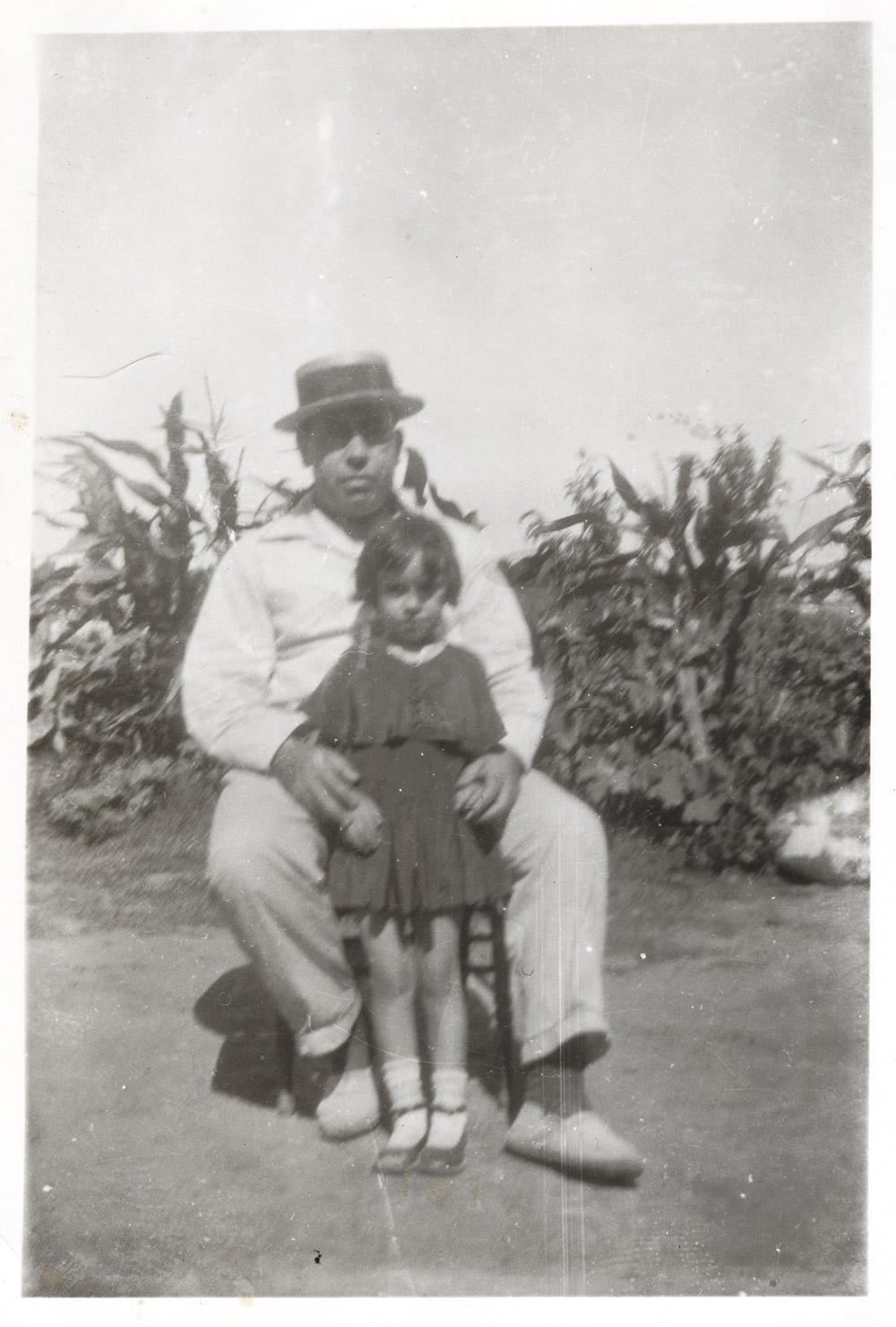 My great grandfather and grandmother (1931)