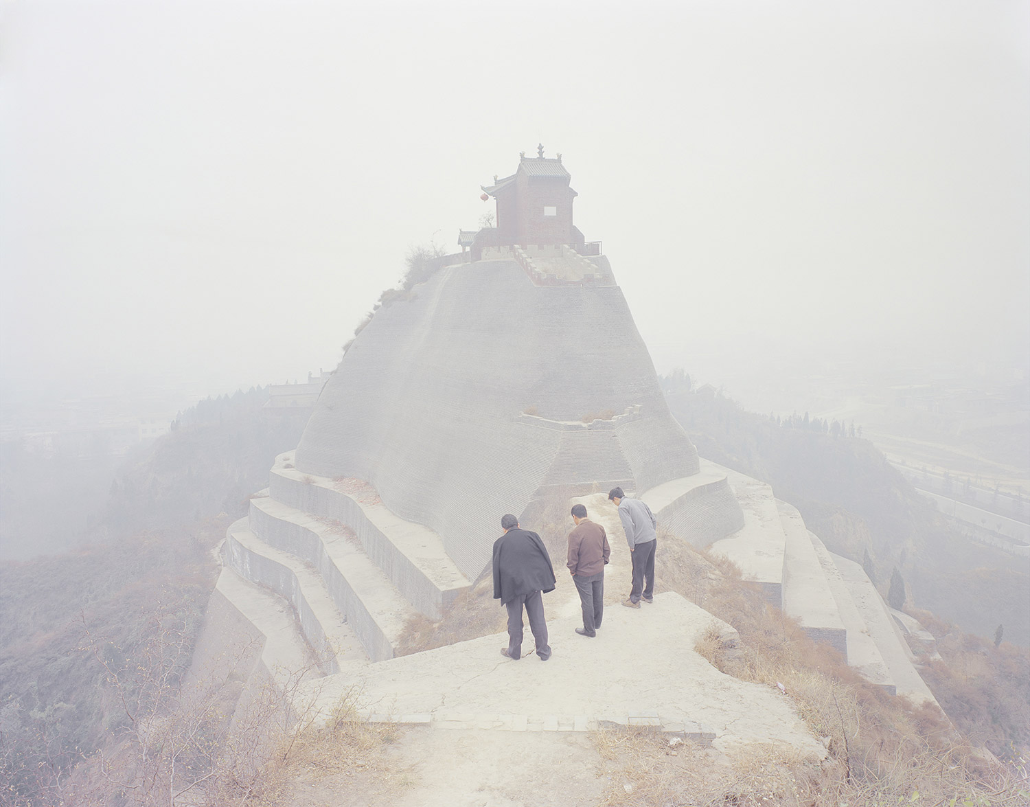 Zhang Kechun (Between Mountains and Water)