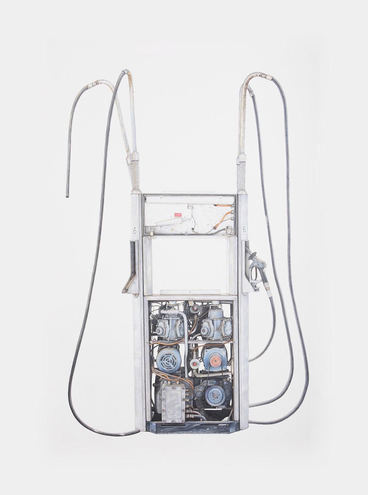 Artista em Destaque: Paul White Artes & contextos White5