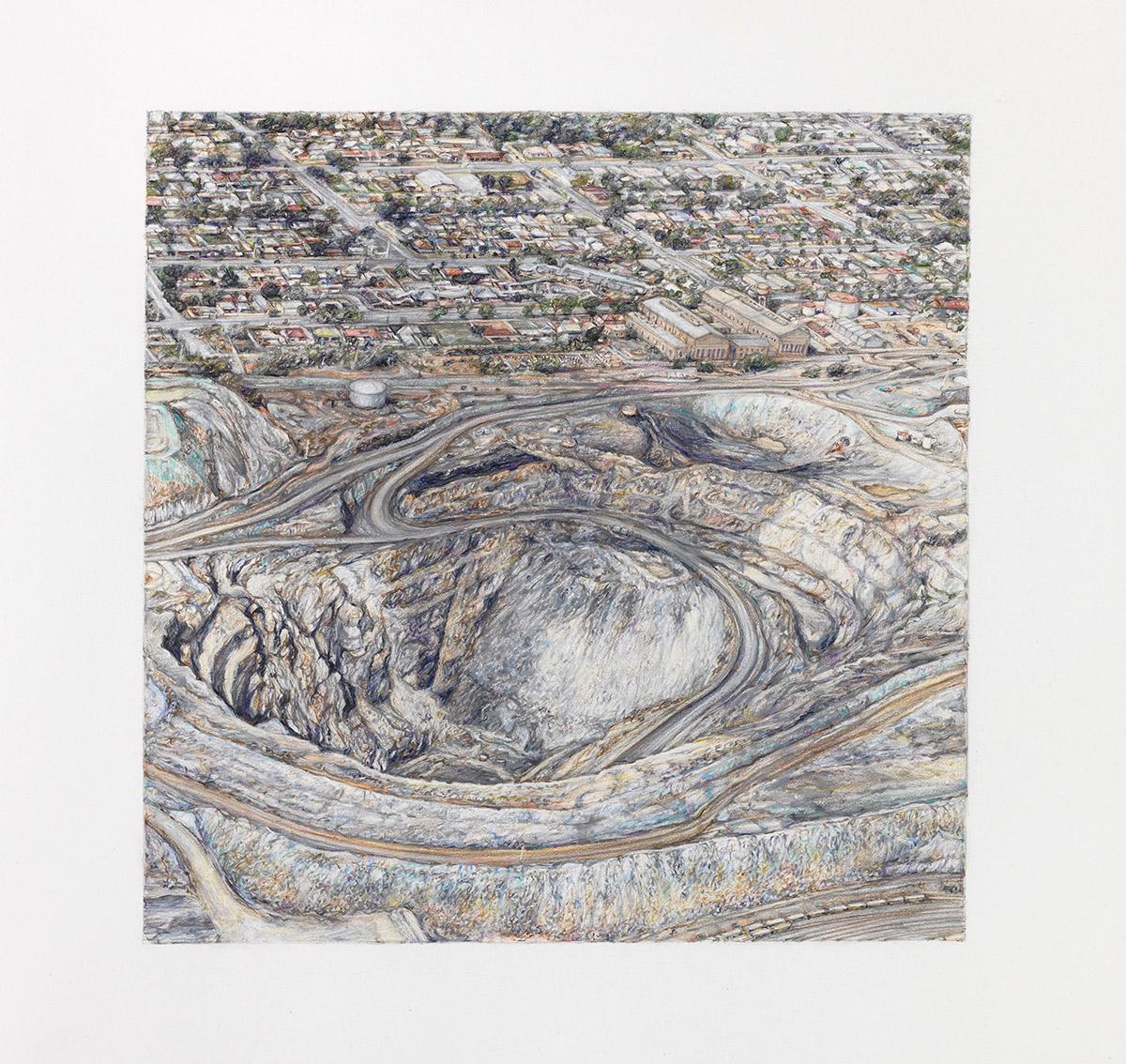 Artista em Destaque: Paul White Artes & contextos White7