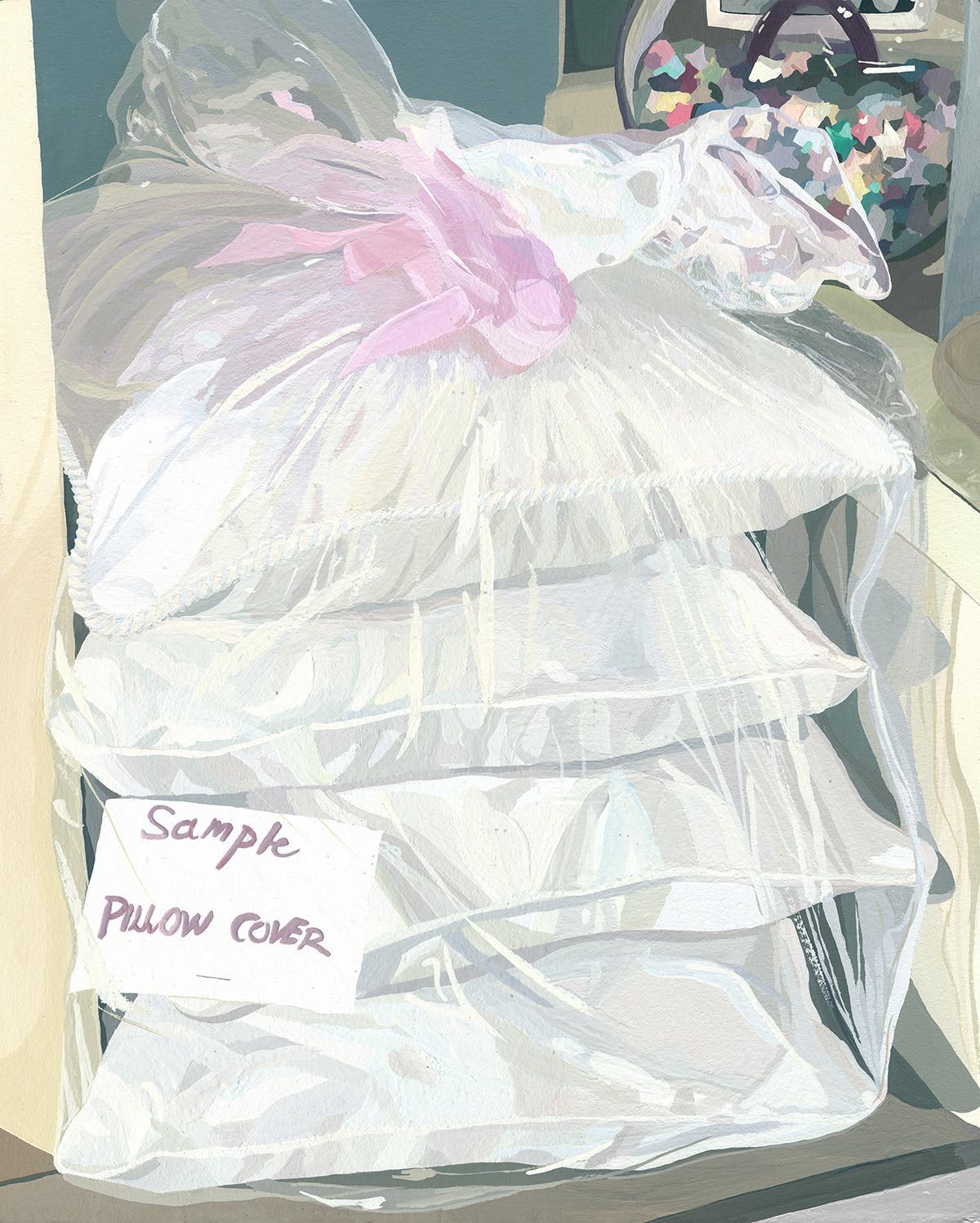 Coleção Five Dresses de Caitlyn Murphy
