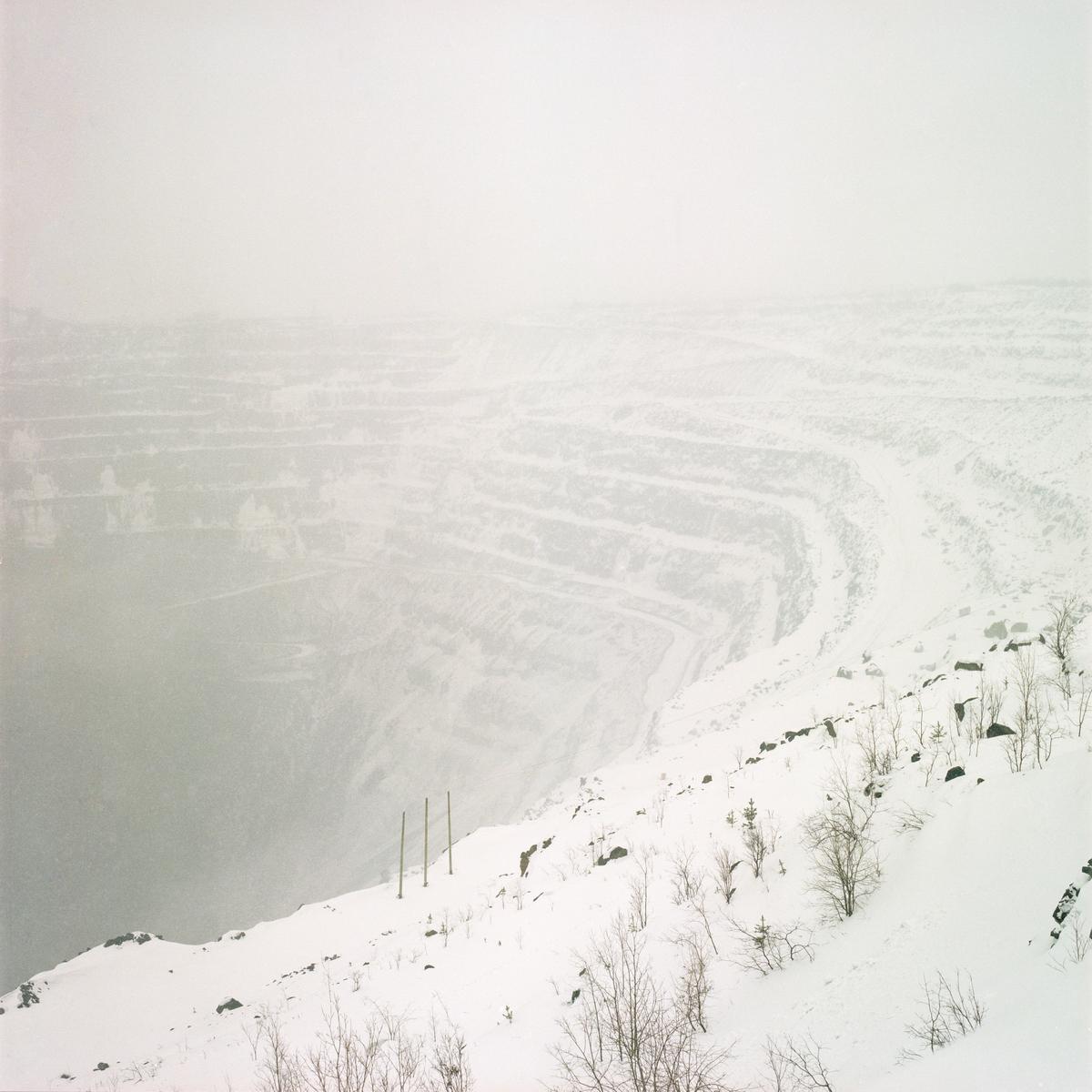 """""""Snow Desert"""" do Fotógrafo Mikhail Lebedev Artes & contextos 03 4"""