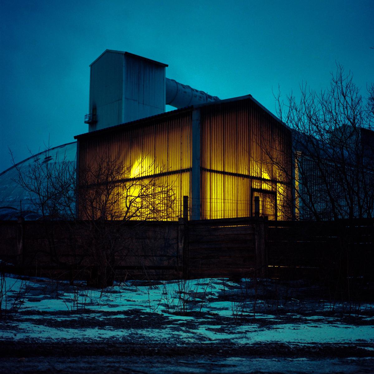"""""""Snow Desert"""" do Fotógrafo Mikhail Lebedev Artes & contextos 07 1"""