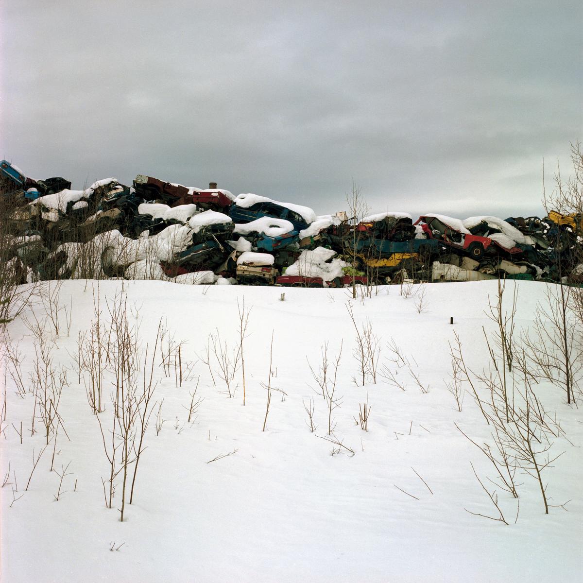 """""""Snow Desert"""" do Fotógrafo Mikhail Lebedev Artes & contextos 25"""
