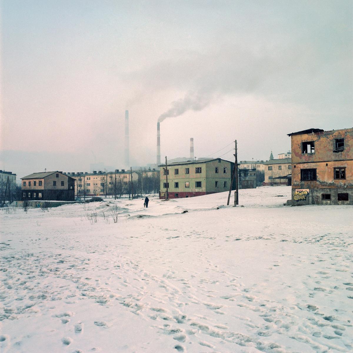 """""""Snow Desert"""" do Fotógrafo Mikhail Lebedev Artes & contextos 27"""