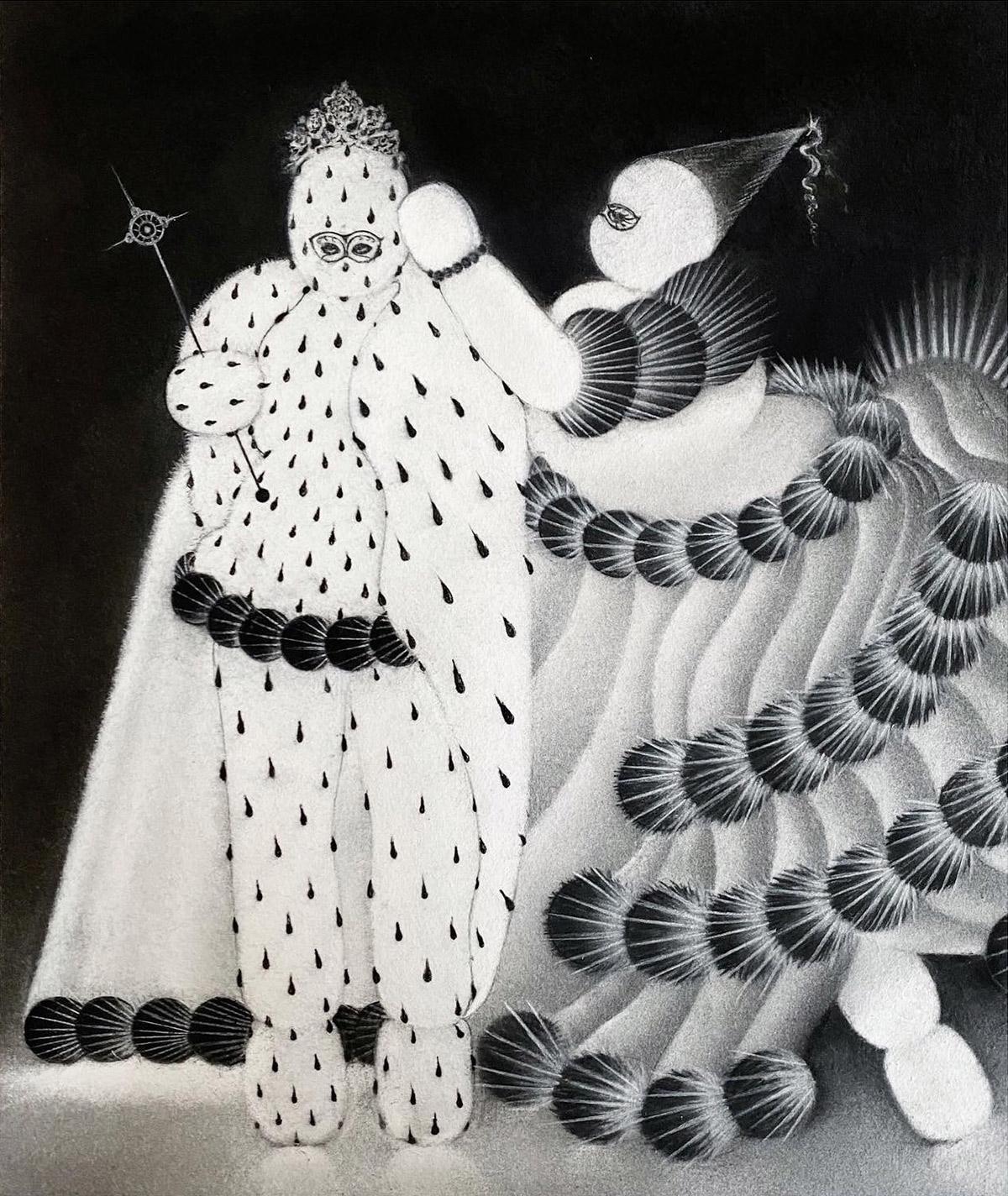 Duo Artístico Velvet Other World (VOW) Artes & contextos VOW6