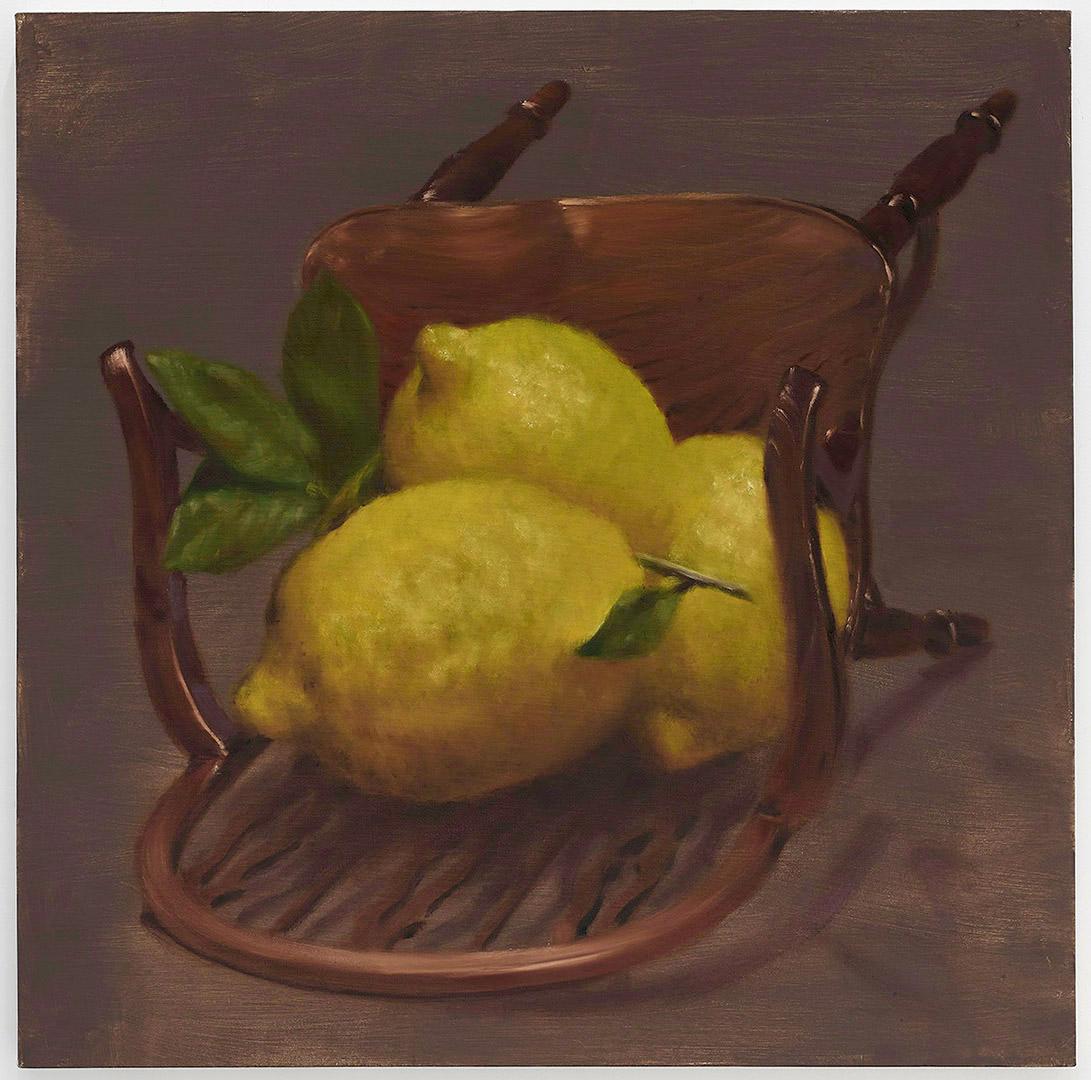 Heavy Lemons by Artist Eric Yahnker